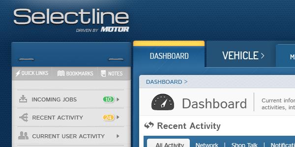 Get cha MOTOR runnin... designing complex UI and UX