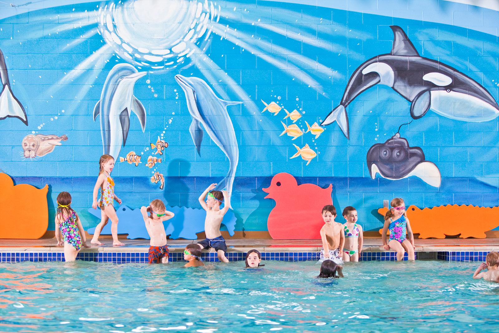 New Goldfish Swim School Website Makes A Splash