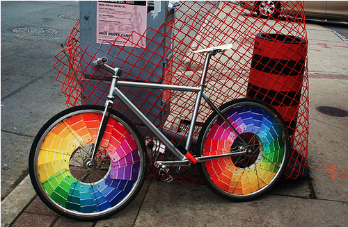 Color Wheel Choice