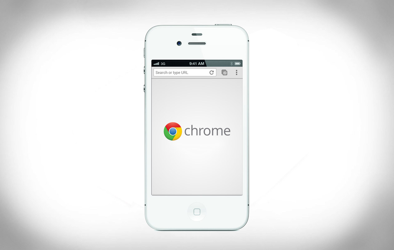 Google Chrome Gets Its Mobile On 2