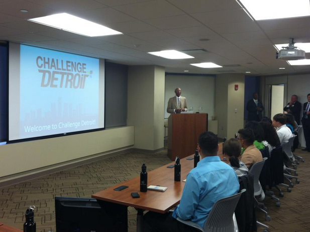 Happy Welcome Week, Challenge Detroit Participants! 3