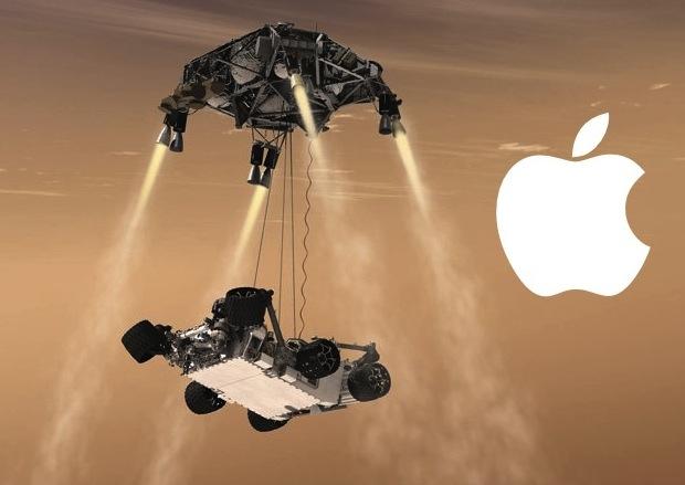 Macs on Mars