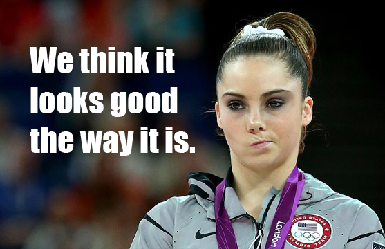Olympic Memes: Web Design Edition 4