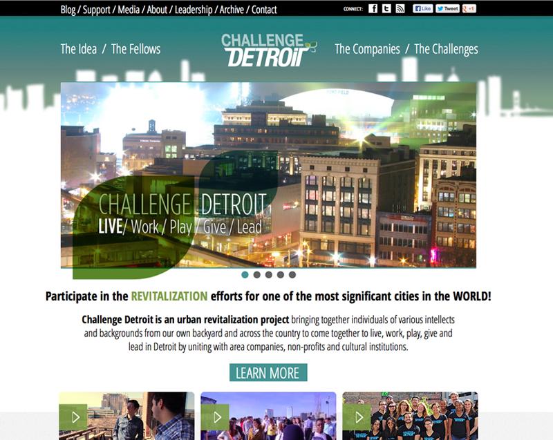 Challenge Detroit