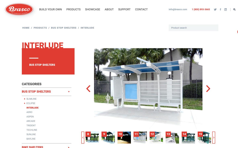 Brasco International Web Design 4