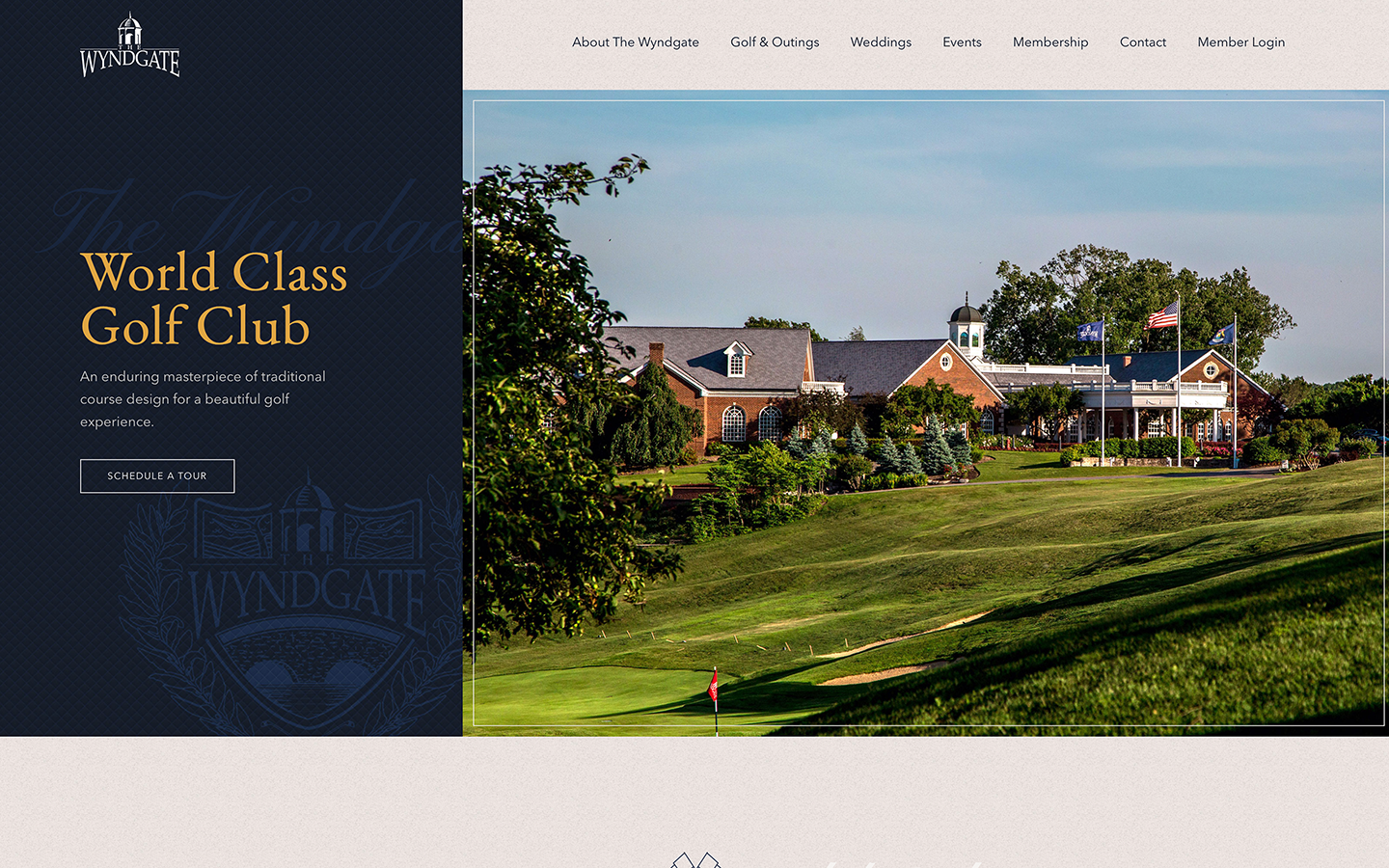 The Wyndgate Country Club 1