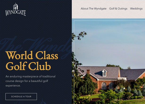 The Wyndgate Country Club