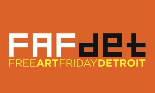 Free Art Fridays in Detroit