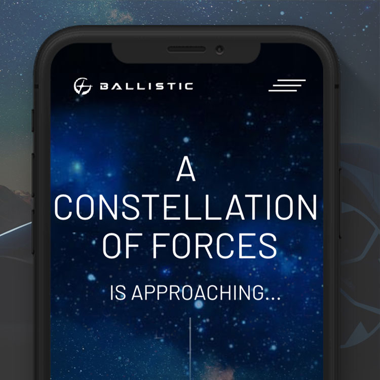 Ballistic Motors