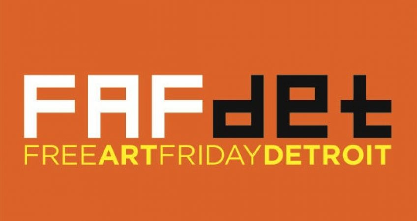 Free Art Fridays in Detroit 1