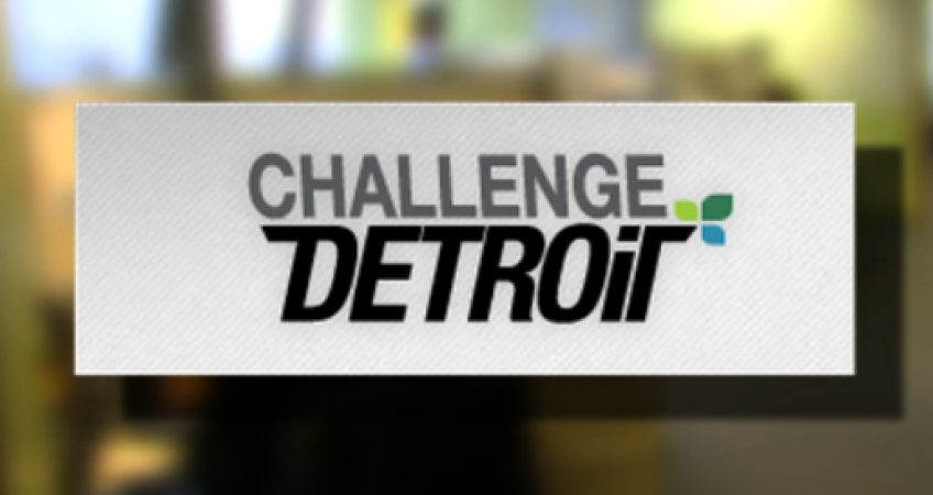 Happy Welcome Week, Challenge Detroit Participants! 1
