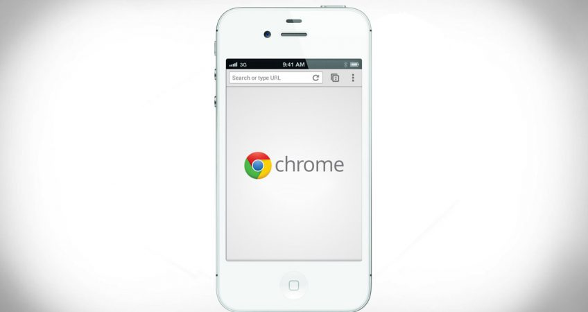 Google Chrome Gets Its Mobile On 1