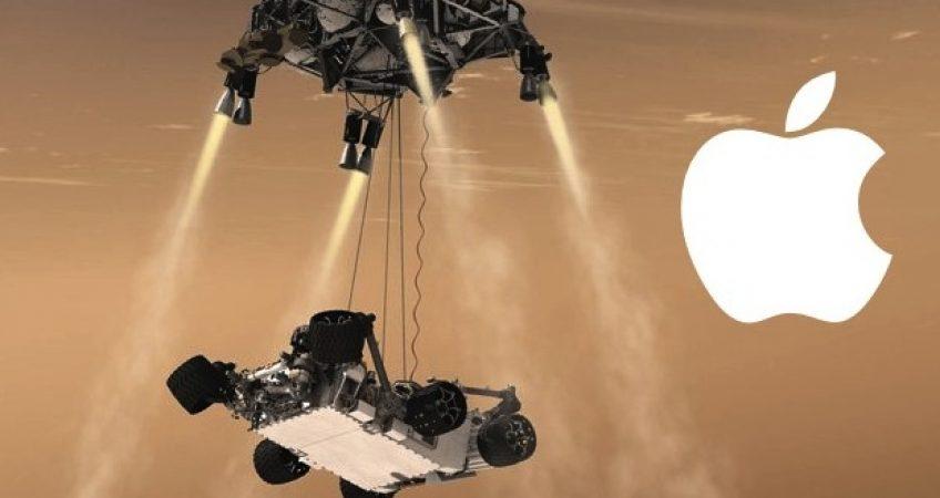 Macs on Mars 1